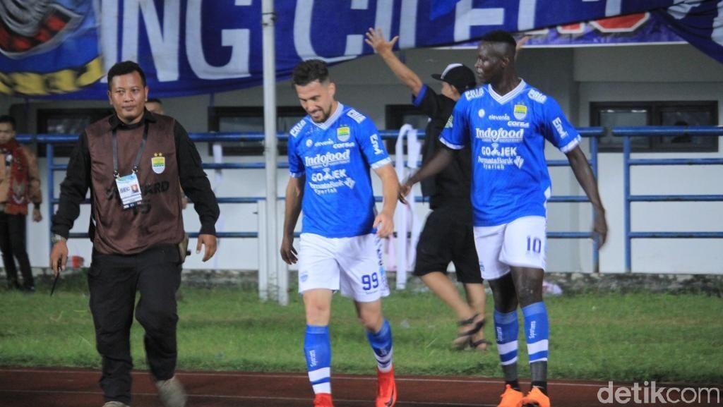 Bukan Persija, Persib Pemilik Duet Tersubur Liga 1 2018