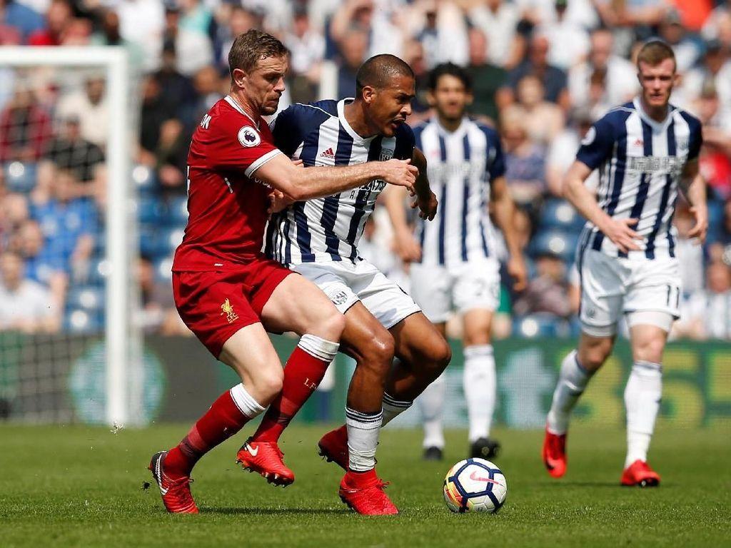 Liverpool Tersandung di Markas WBA
