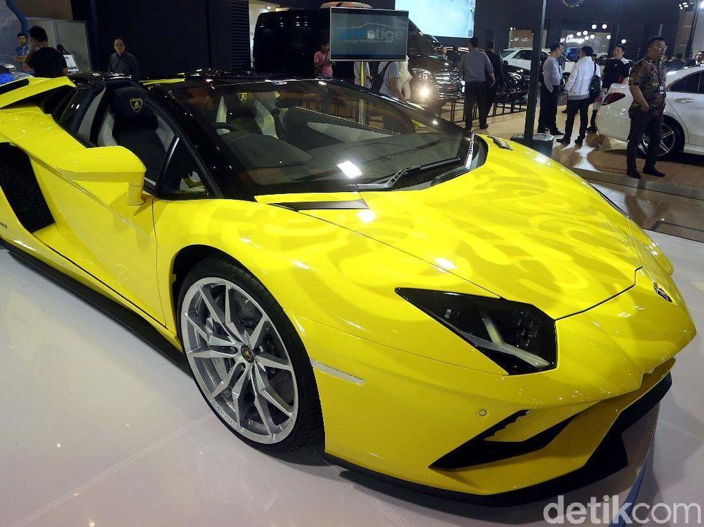 Wus.. Lamborghini Aventador Tembus 10.000 unit, Intip Perjalanannya