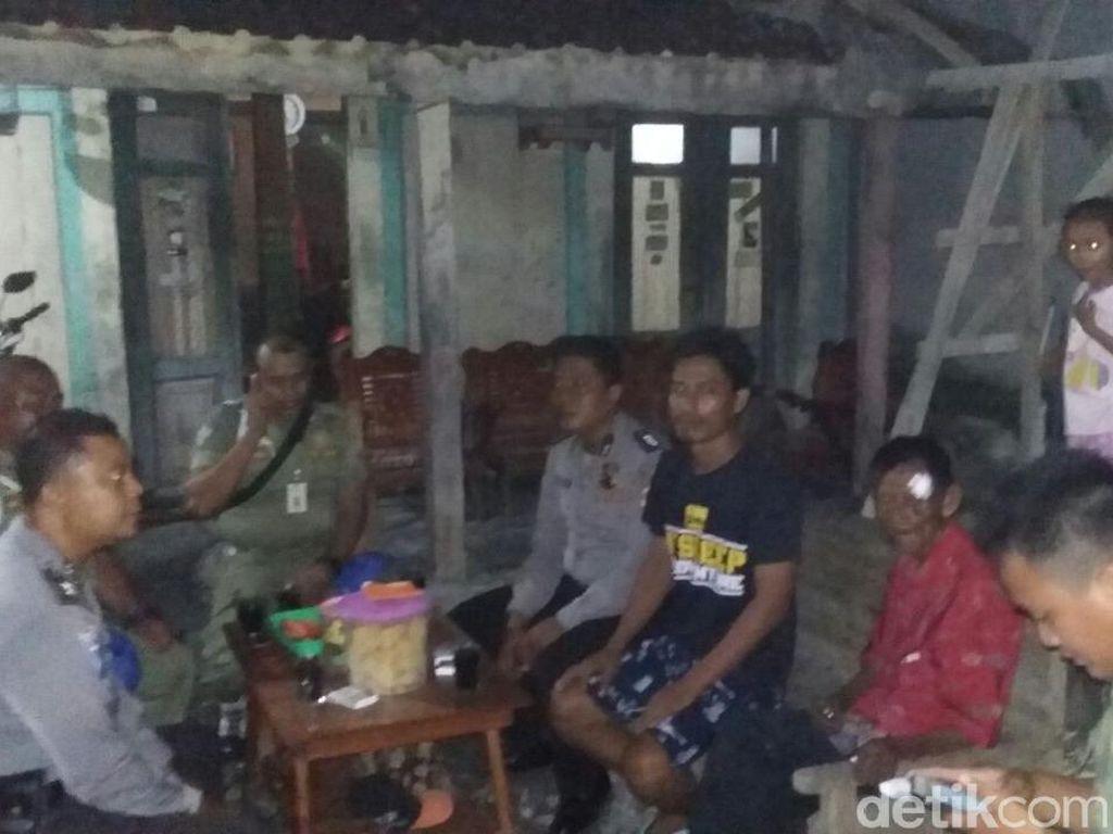 Polisi Mintai Keterangan Kakek Renta yang Terluka dan Viral di Kudus