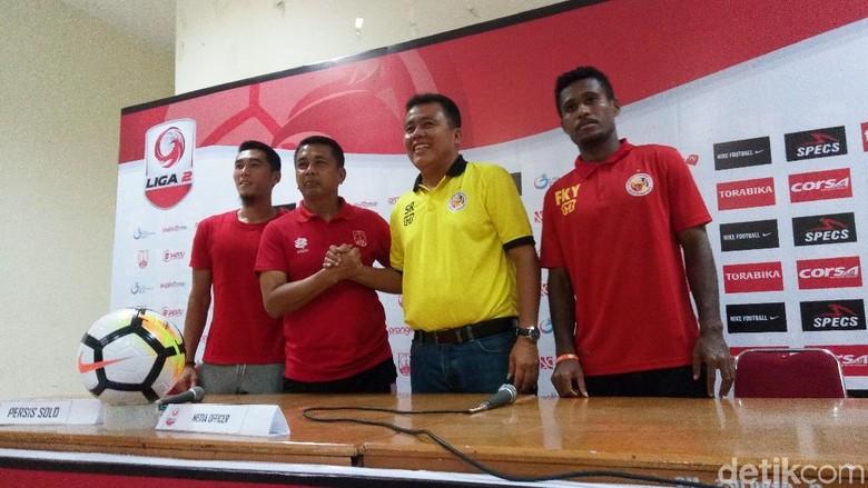 Laga Perdana Liga 2 Pertemukan Duo Pelatih Minang