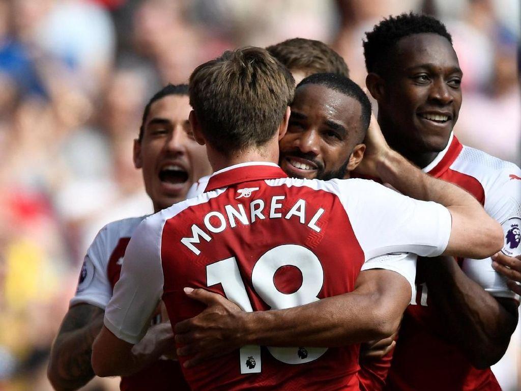 Data dan Fakta Terkait Arsenal vs Atletico