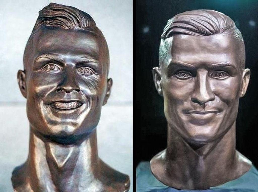 Berbagai Foto Sebelum dan Sesudah yang Mengesankan