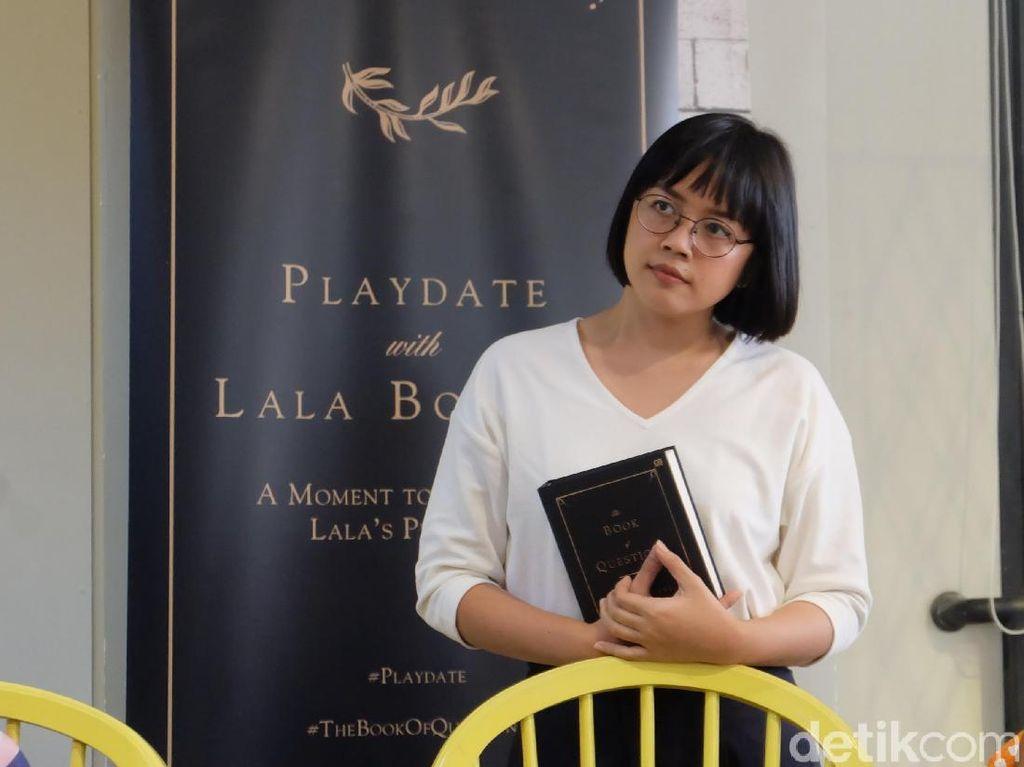 Bermain-main dengan Buku Lala Bohang The Book of Questions