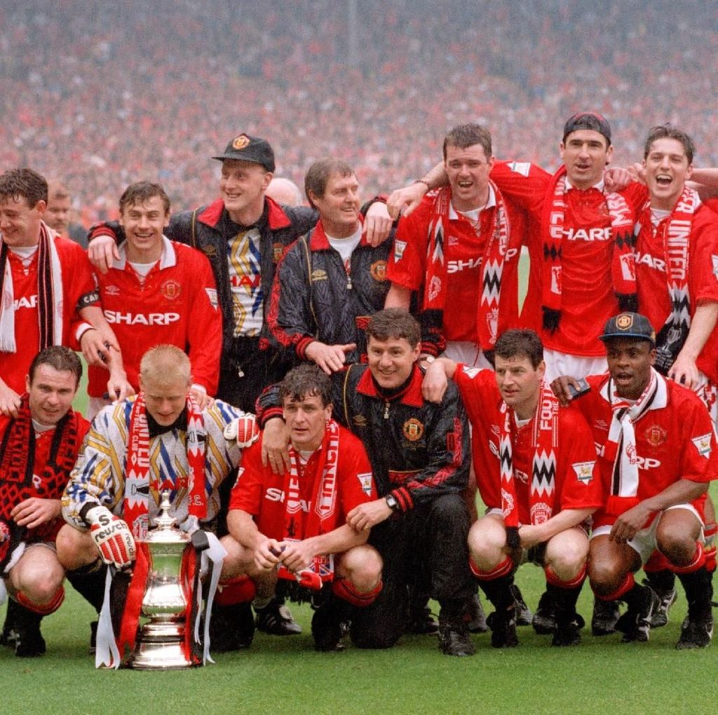 Setan Merah dan Cerita Manisnya di Final Piala FA