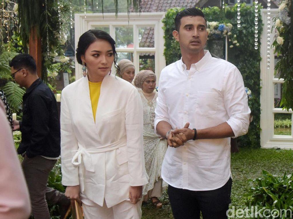 Ali Syakieb dan Citra Kirana Minta Doa Menikah Tahun Depan