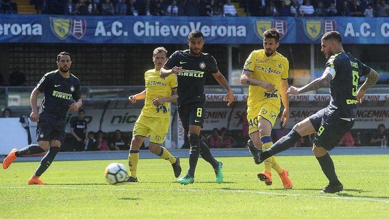 Inter Menang Tipis Di Sangkar Chievo