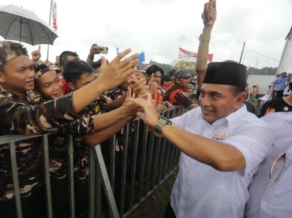 Sinyal Demokrat Dukung Edy Rahmayadi di Sumut
