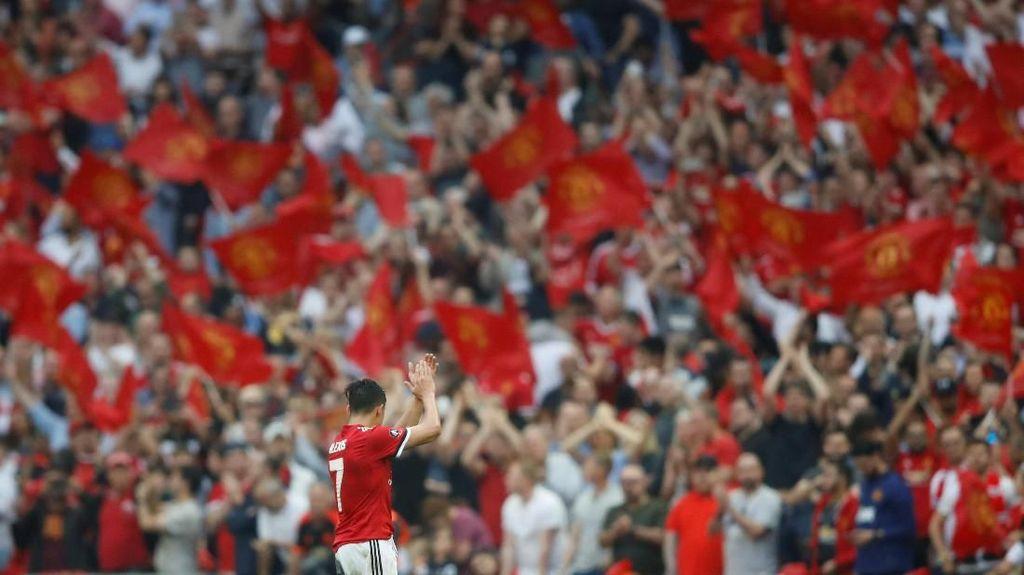 Sanchez: Menangi Piala FA Dulu, Trofi-Trofi Lain Menyusul
