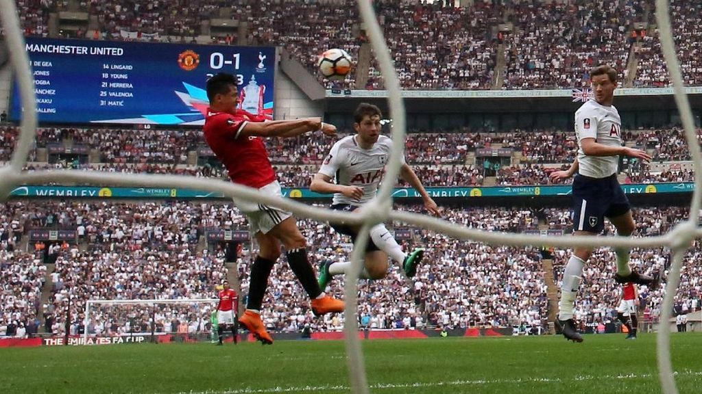 Wembley Bawa Hoki Bagus untuk Alexis Sanchez