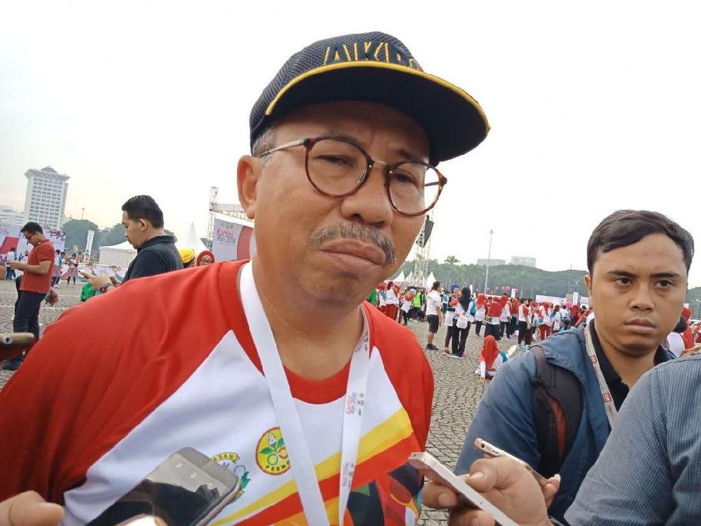 Polisi Selidiki Pelaku Perusakan Stadion Gelora Sriwijaya