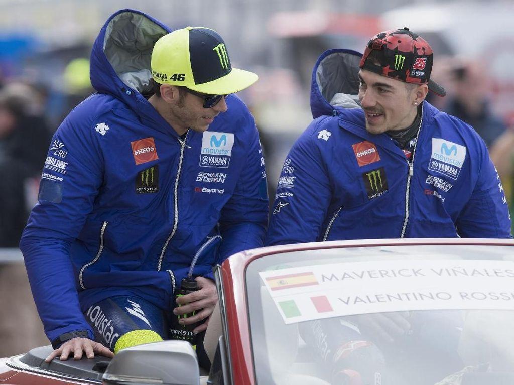 Kondisi Aneh Yamaha di Mata Marc Marquez