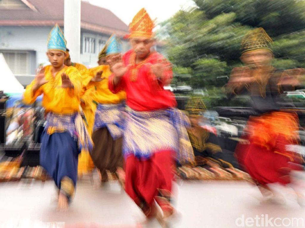 Warga Binaan Unjuk Kebolehan di Indonesian Prison Art Festival