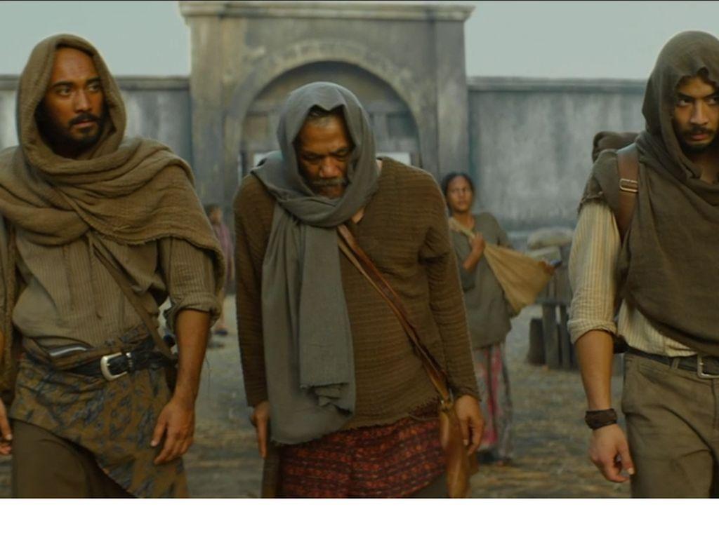 Buffalo Boys Curi Perhatian, Siap Beraksi di Fantasia Film Festival