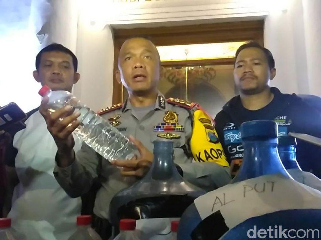Ini Versi Polisi Soal Jumlah Korban Miras Oplosan di Surabaya
