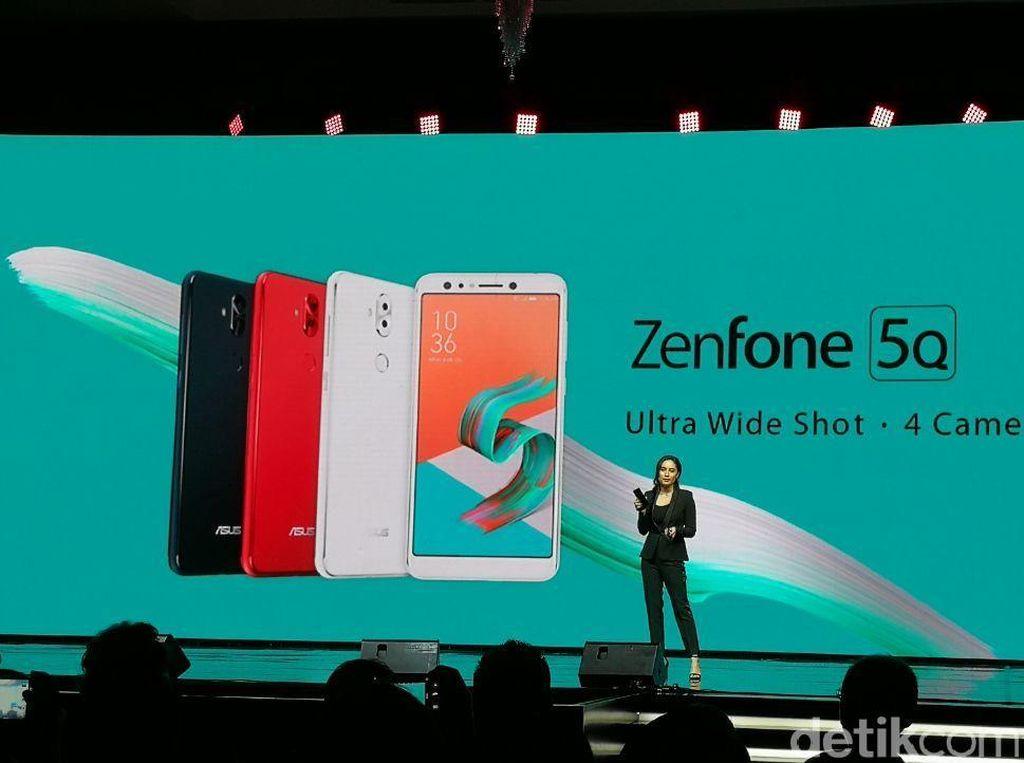 Zenfone Max dan Zenfone 5Q Ikut Masuk Indonesia