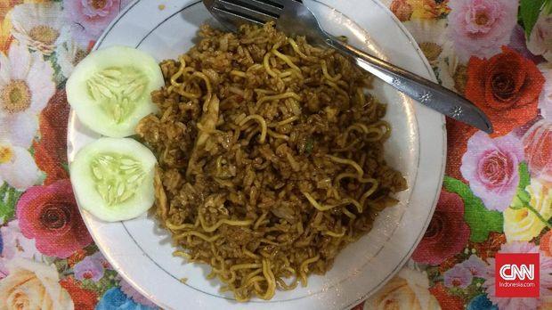 Nikmat Surga Kuliner Pujasera, Simpang Lima Semarang