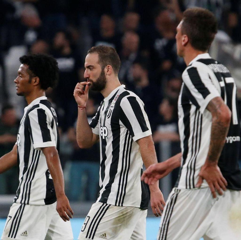 Juventus Langsung Bersiap Lawan Inter Usai Dikalahkan Napoli