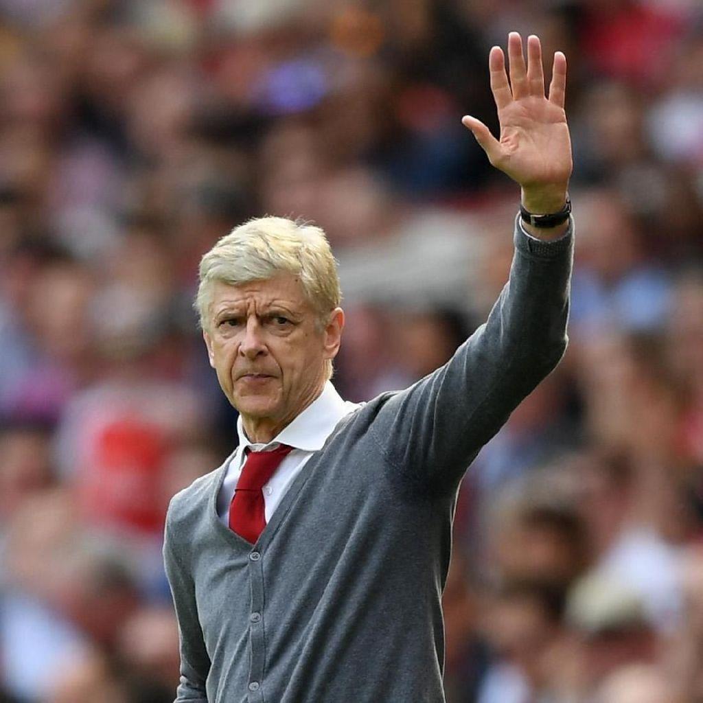 Penyesalan Terbesar Arsene Wenger