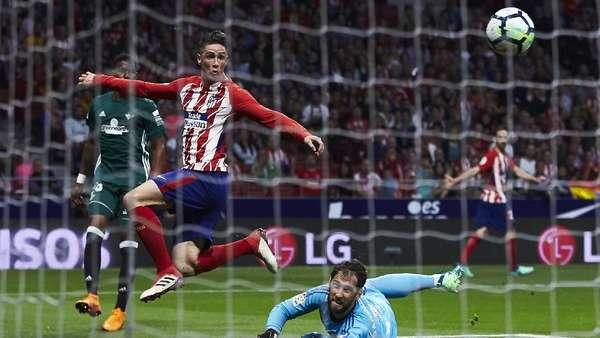 Atletico Imbang Tanpa Gol dengan Betis