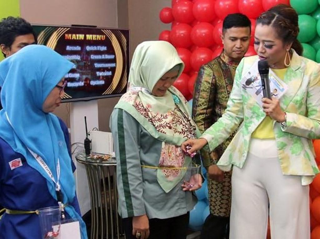 Keseruan Blitz Day di Surabaya
