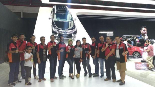 Mitsubishi Outlander Sport Indonesia (MitOSI)
