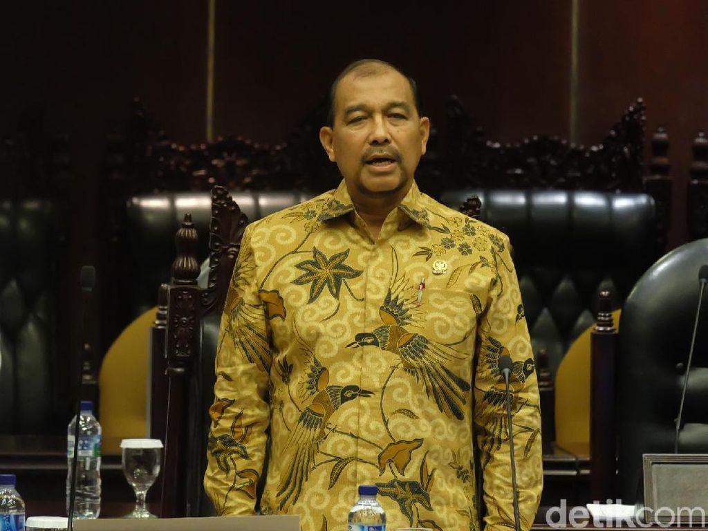Buntut Surat Tinjau Ulang MK, Nono Sampono Dilaporkan ke BK DPD