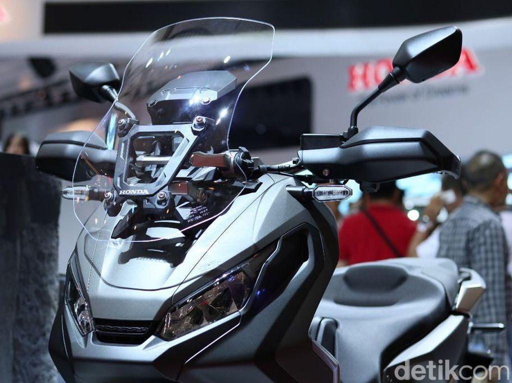 Skutik Ganteng Honda Di-recall