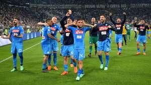 Napoli Kandaskan Juventus