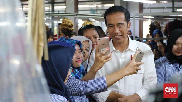 Strategi 'Kontes Kecantikan' Jokowi Pilih Cawapres