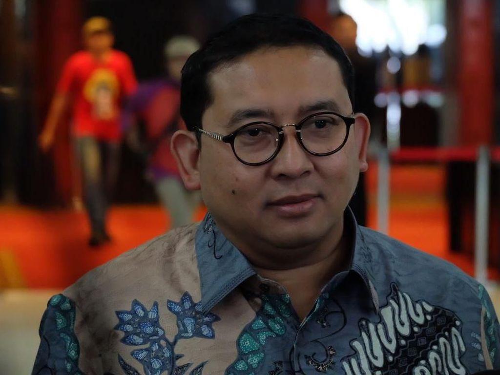 Fadli Zon soal Kasus Ahmad Dhani: Hukum Jadi Alat Politik!