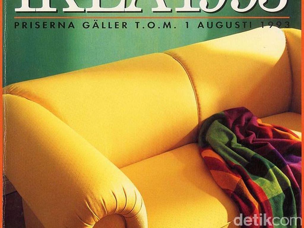 Begini Tampilan Katalog IKEA Jadul