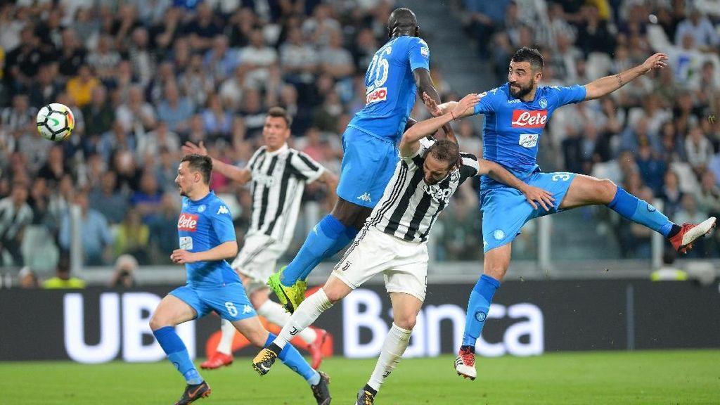 Juventus dan Napoli Sama-sama Ditunggu Lawan Berat