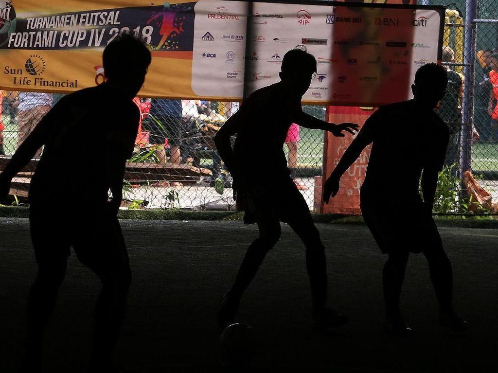 Turnamen Futsal Fortami 2018