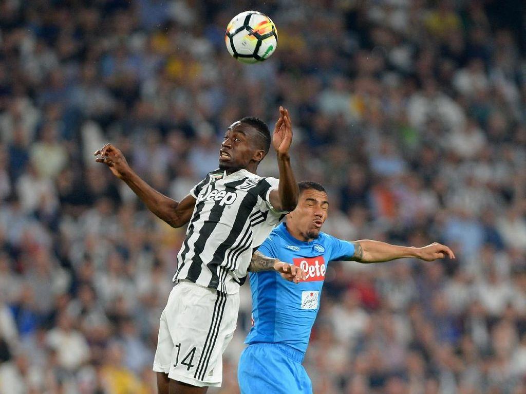 Diuji Napoli, Juventus Nantikan Duel Menarik