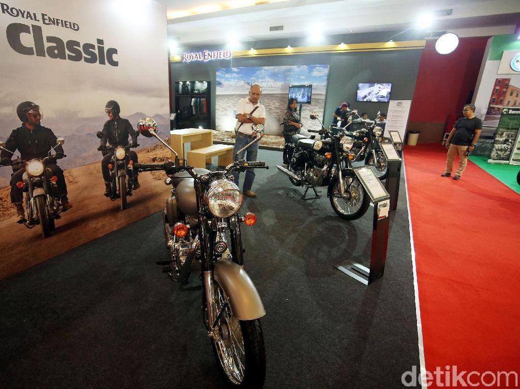 Royal Enfield Pilih Bikin Pabrik di Thailand daripada Indonesia