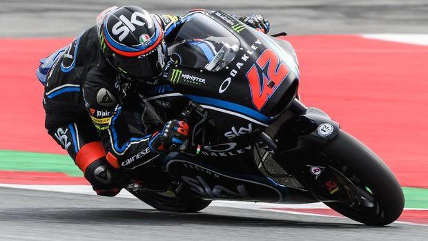 Francesco Bagnaia resmi bergabung bersama Pramac Ducati di MotoGP musim depan. (