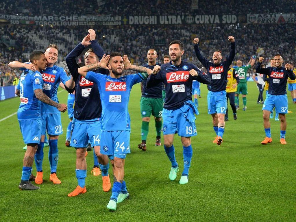 Sarri Peringatkan Napoli: Juventus Masih Memimpin Klasemen