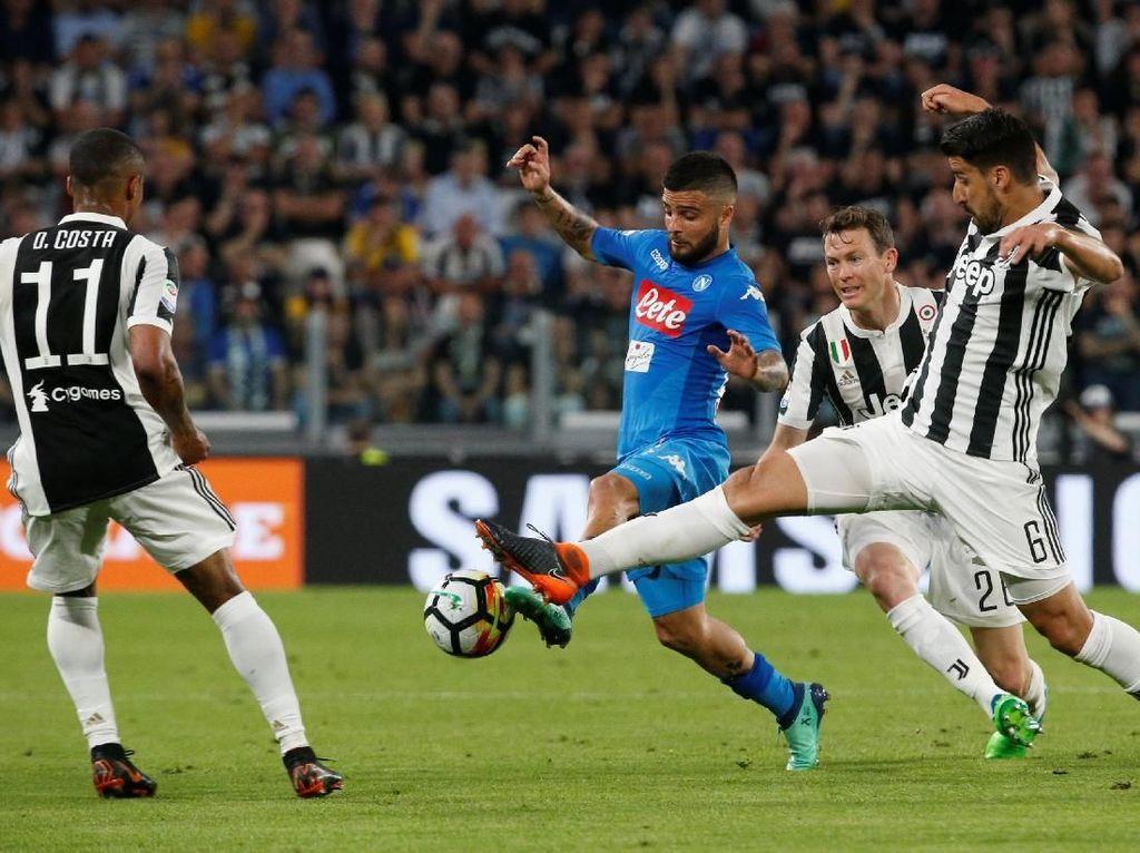 Napoli Bikin Juventus Mati Kutu di Allianz Stadium