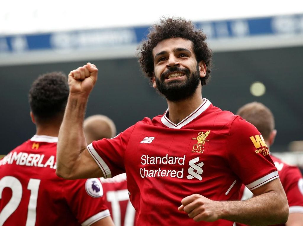 Fabregas Sebut Salah Mustahil Tinggalkan Liverpool