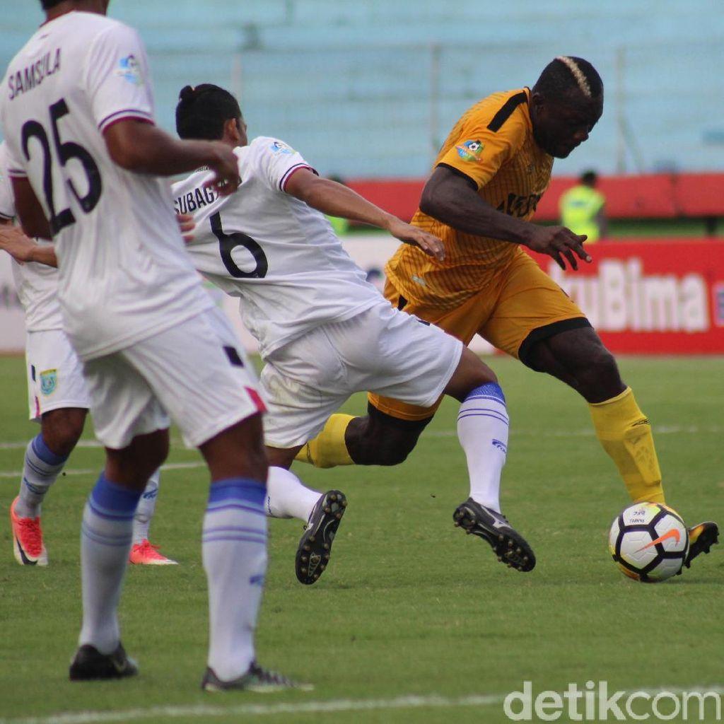Bhayangkara FC Diimbangi Persela