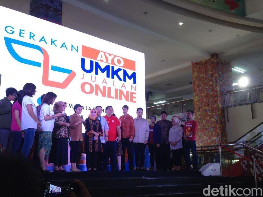 Pemerintah Ajak UMKM Jualan Online
