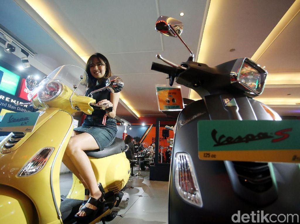 Bocoran Motor Baru Piaggio Indonesia