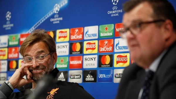 Klopp: Madrid Memang Berpengalaman, tapi...