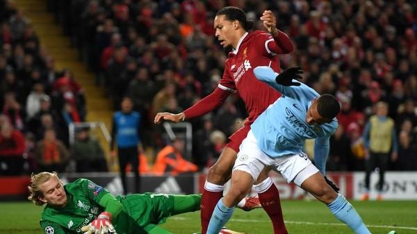City Vs Liverpool: Tim Paling Produktif Melawan Pertahanan Terkukuh