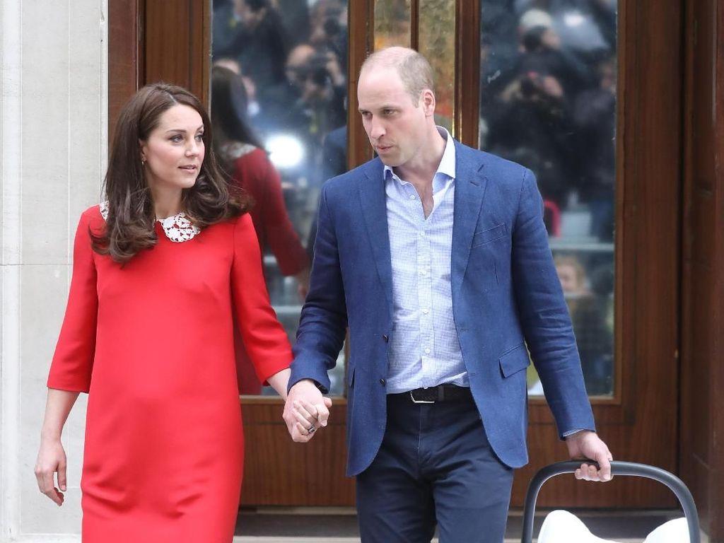 Mengintip Kamar Kate Middleton Melahirkan, Rp 170 Juta Semalam