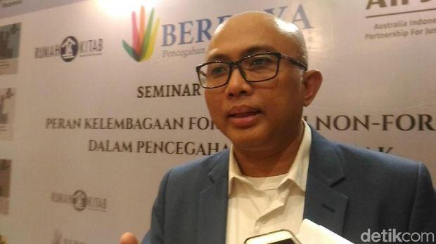 Direktur Pendidikan Tinggi Keagamaan Islam Kementerian Agama, Arskal Salim