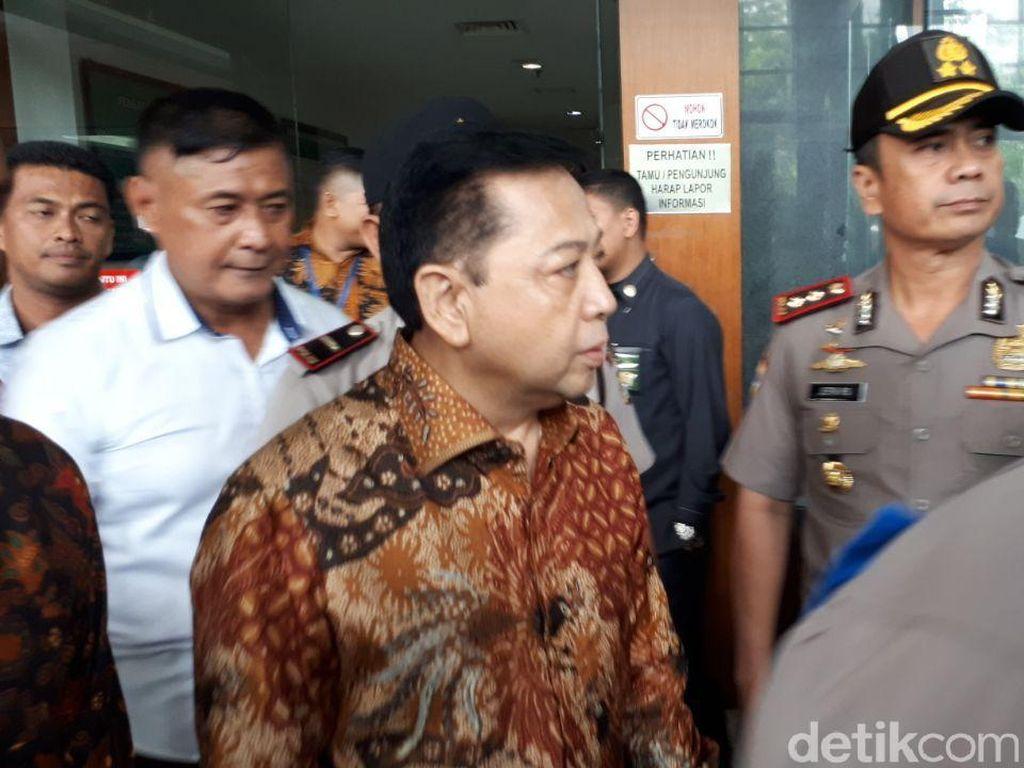 Pengacara Novanto Berharap Putusan Hakim Berazas Keadilan