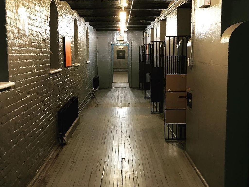 Foto: Penginapan Horor Bekas Penjara