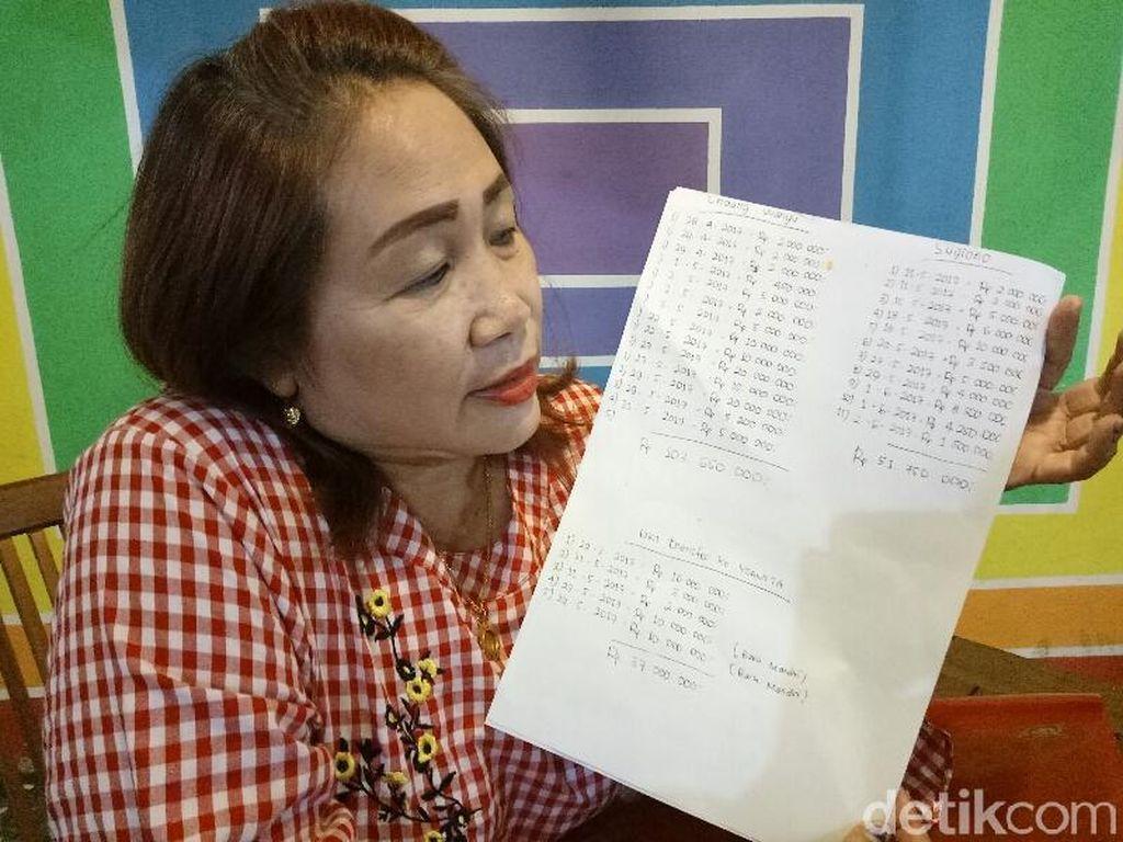Member Ragukan Uang yang Dipakai Bos Arisan Mami Gaul Rp 51 Juta